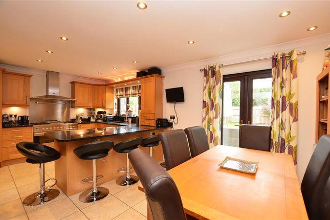 Thumbnail Detached house for sale in The Fieldings, Langshott, Horley, Surrey