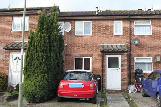 Thumbnail Property to rent in Blackthorn Drive, Gosport