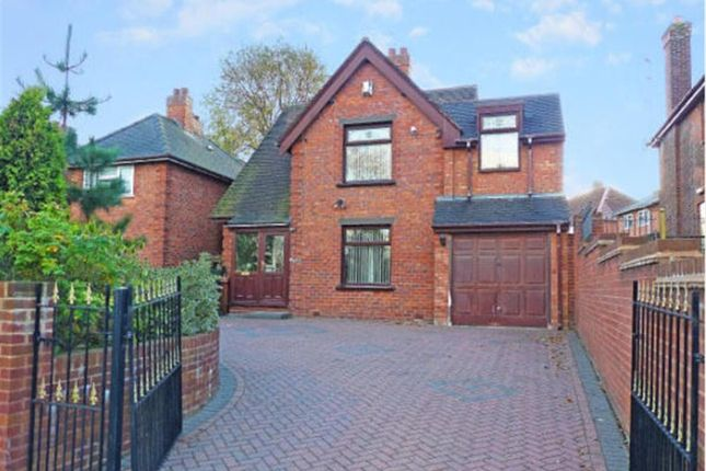 Thumbnail Detached house for sale in Ingram Road, Bloxwich, Walsall