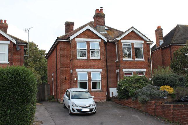 Thumbnail Semi-detached house to rent in Hamble Lane, Hamble, Southampton
