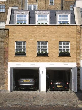 Double Garage of Chester Square, Belgravia, London SW1W