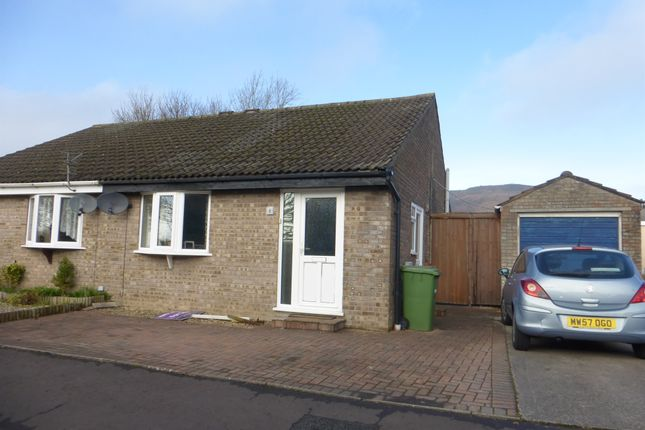 Thumbnail Semi-detached bungalow for sale in Ash Walk, Talbot Green, Pontyclun