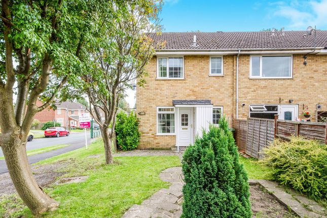 Thumbnail Town house for sale in Valley View Drive, Bottesford, Scunthorpe