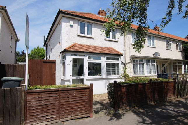 Thumbnail End terrace house for sale in Baker Street, Enfield