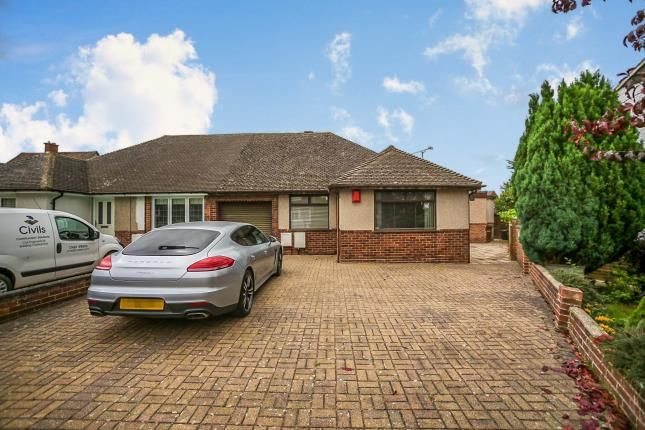 2 bed bungalow for sale in Hoo Common, Rochester, Kent, Uk ME3
