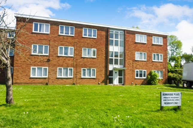 Thumbnail Flat for sale in Bembridge Place, Linden Lea, Watford