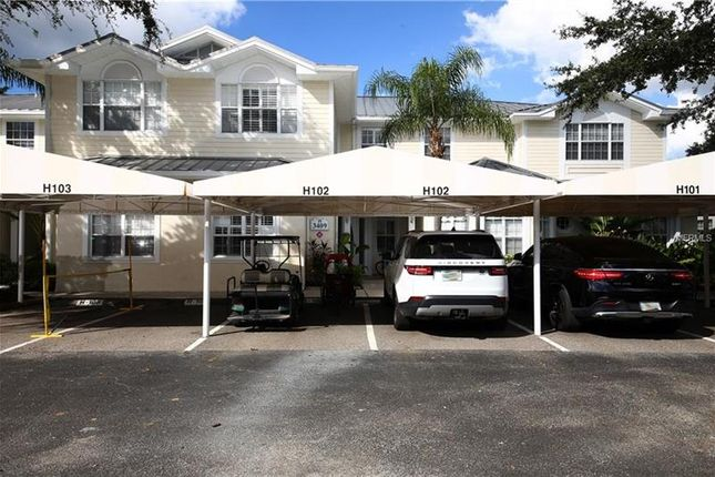 Thumbnail Town house for sale in 3409 54th Dr W #H102, Bradenton, Florida, 34210, United States Of America