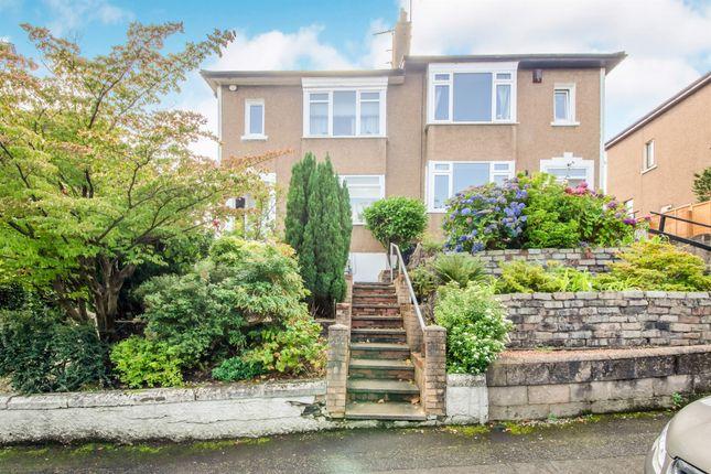 Semi-detached house for sale in Quarrybrae Avenue, Clarkston, Glasgow
