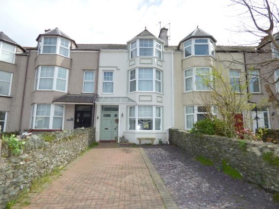 Thumbnail Terraced house for sale in Walthew Avenue, Holyhead, Sir Ynys Mon