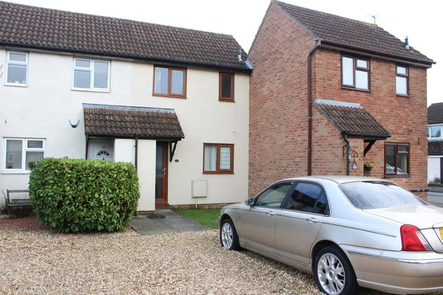 1 bed terraced house to rent in Firethorne Close, Longlevens, Gloucester GL2