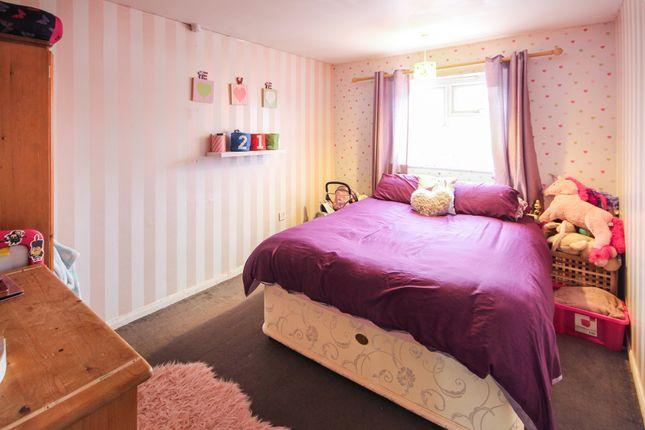Bedroom Two of Arkle Green, Sinfin, Derby DE24