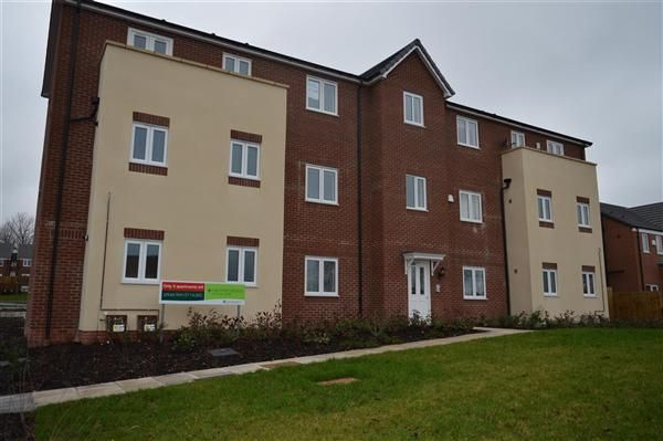Thumbnail Flat for sale in The Fir Trees, Plot 35 Greenside Way, Walsall