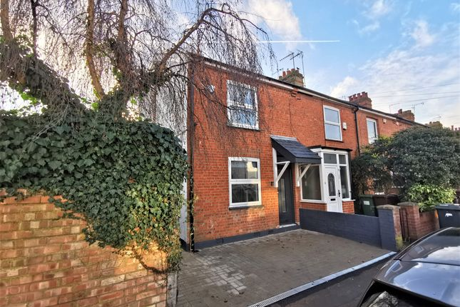 Thumbnail End terrace house to rent in Brownlow Road, Borehamwood