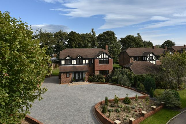 Thumbnail Detached house for sale in Tudor Lawns, Carr Gate, Wakefield