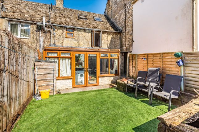 Thumbnail Terraced house for sale in Gloucester Road, Stratton, Cirencester
