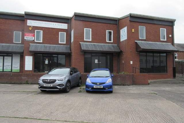 Thumbnail Office to let in Shaddongate, Coleridge House, Unit 3, Carlisle