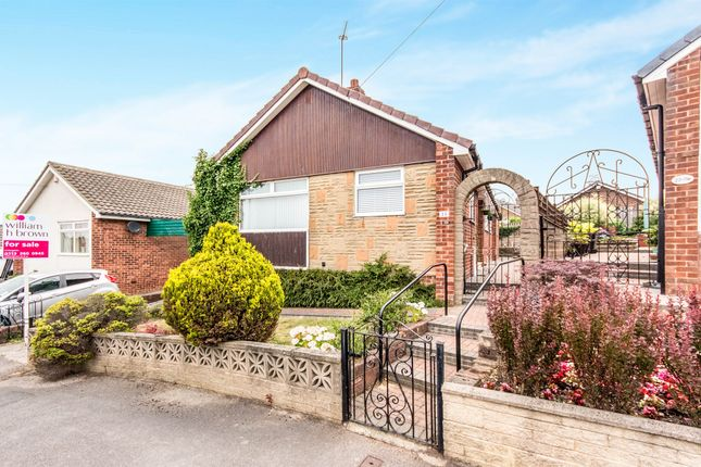Thumbnail Detached bungalow for sale in Templegate Road, Leeds