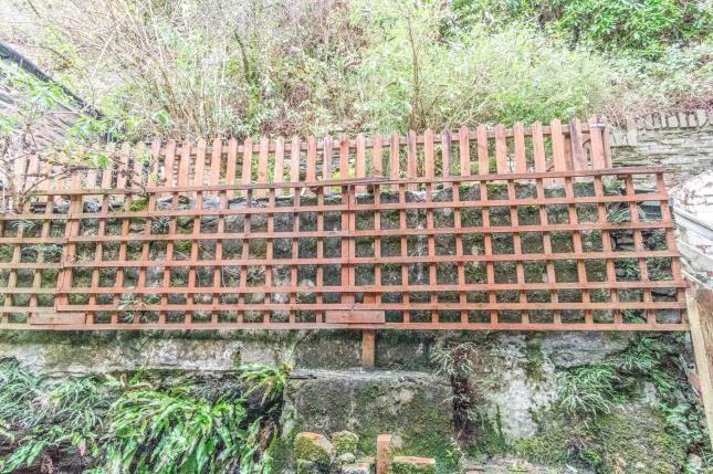 Rear Garden Area of Church Street, Blaenau Ffestiniog, Gwynedd LL41