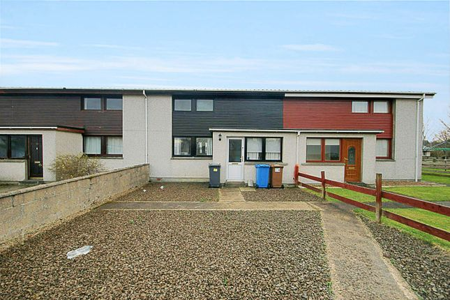 Thumbnail Terraced house for sale in John Kennedy Drive, Thurso, Caithness