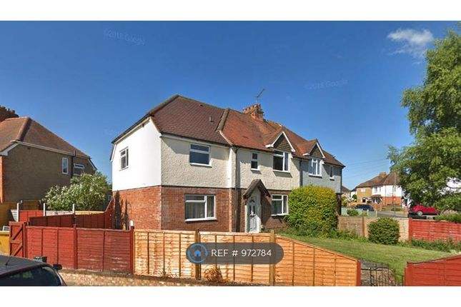 Thumbnail Semi-detached house to rent in Grange Road, Guildford