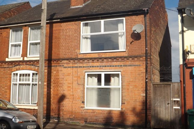Thumbnail Semi-detached house for sale in Windmill Lane, Nottingham