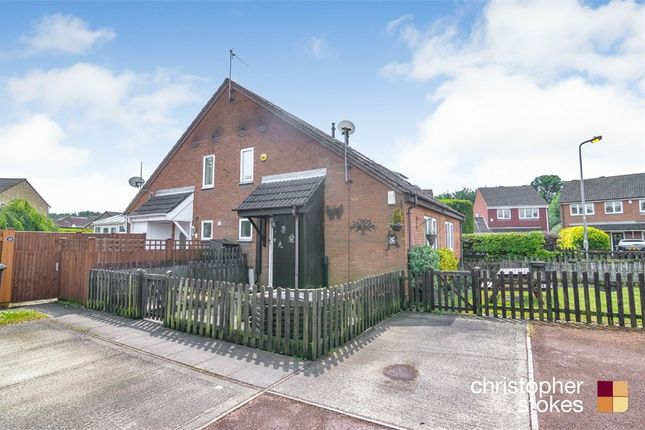 Thumbnail Property for sale in Benedictine Gate, Waltham Cross, Hertfordshire