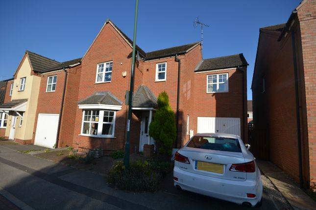 Thumbnail Detached house to rent in Tom Blower Close, Wollaton, Nottingham