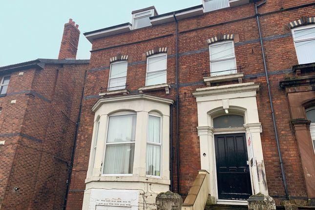 Thumbnail Flat to rent in Alexandra Road, Prenton