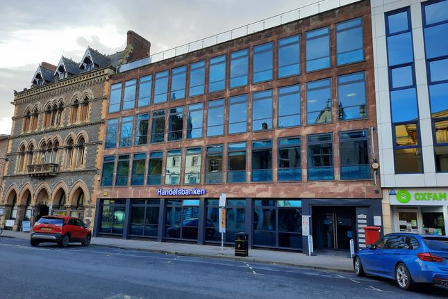 Thumbnail Office to let in To Let - Second Floor Offices, Broadway House, Broad Street, Hereford