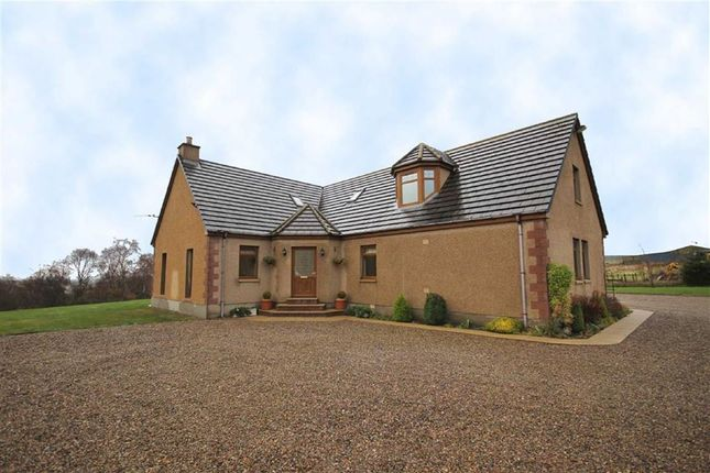 Thumbnail Detached house for sale in Birnie, Elgin