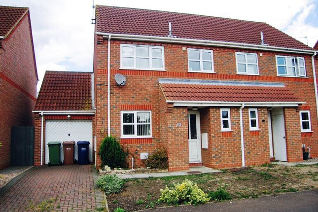 Thumbnail Property to rent in Viking Way, Whittlesey, Peterborough