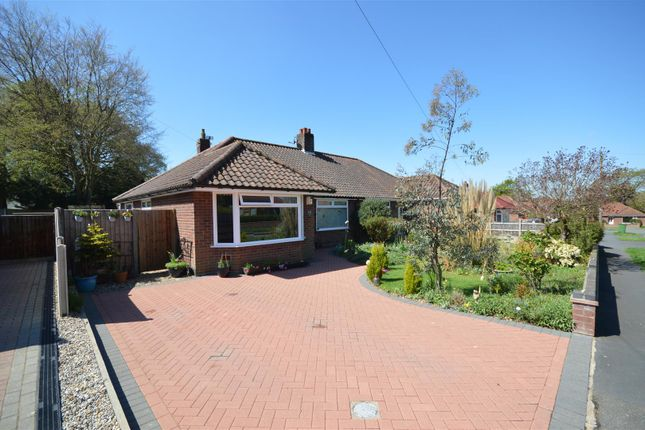 Thumbnail Bungalow for sale in Catton Chase, Old Catton, Norwich
