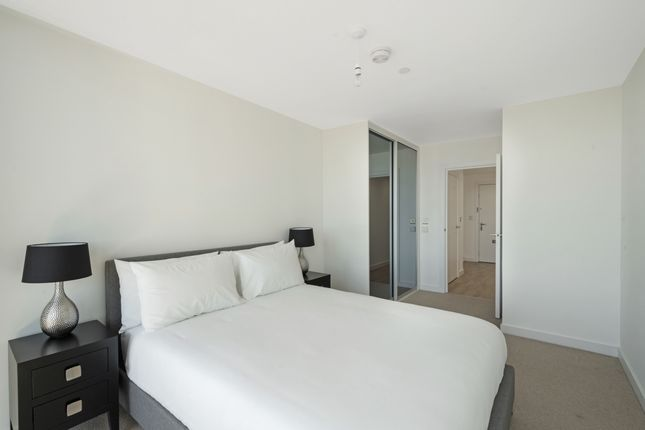 Bedroom of Stratosphere Tower, Great Eastern Road, Stratford E15
