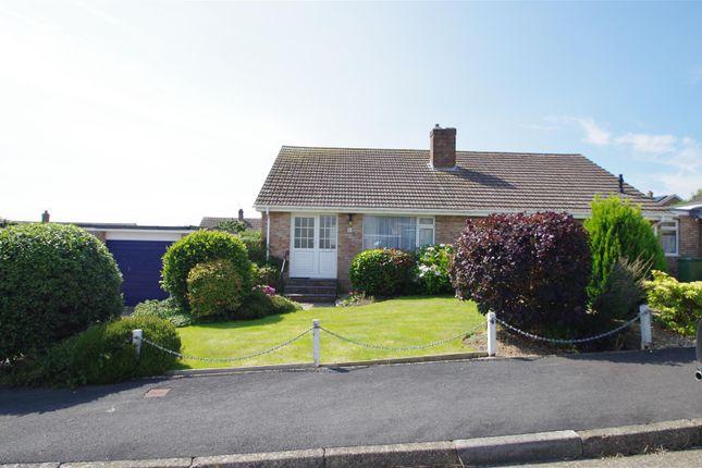 Thumbnail Semi-detached bungalow for sale in South Lea Close, Braunton