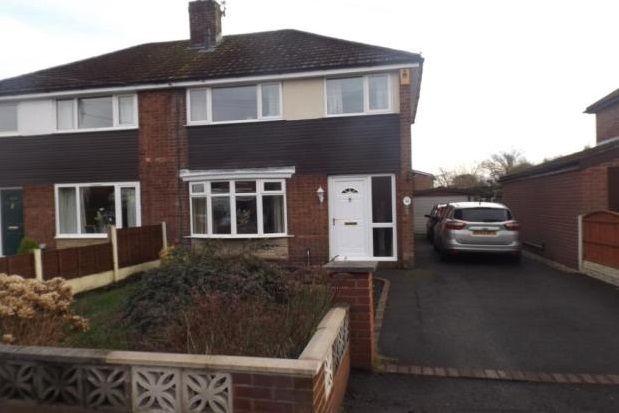 Thumbnail Semi-detached house to rent in Wham Lane, New Longton, Preston