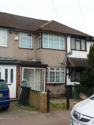 Thumbnail Terraced house to rent in Beam Avenue, Ilford
