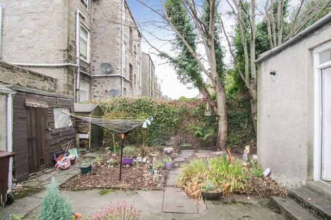 Rear Garden of Rosemount Place, Aberdeen AB25