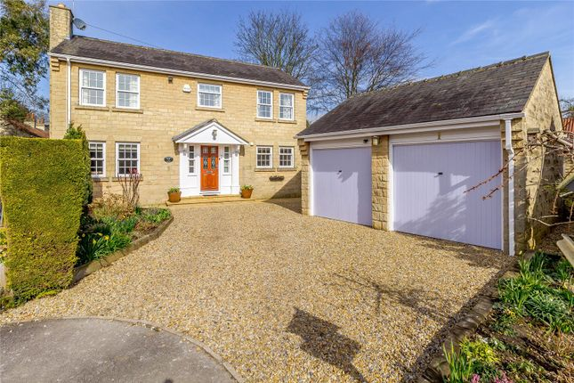 Thumbnail Detached house for sale in Holly Bush Court, Boston Spa, West Yorkshire