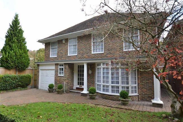 Thumbnail Detached house for sale in Spekes Road, Hempstead, Gillingham