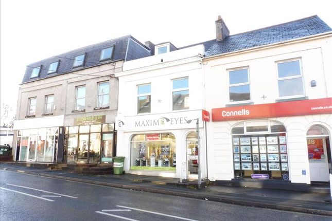 Thumbnail Commercial property for sale in 112 Ridgeway, Plymouth