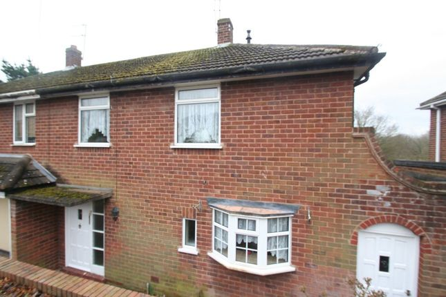 Thumbnail Semi-detached house for sale in Abbey Road, Halesowen