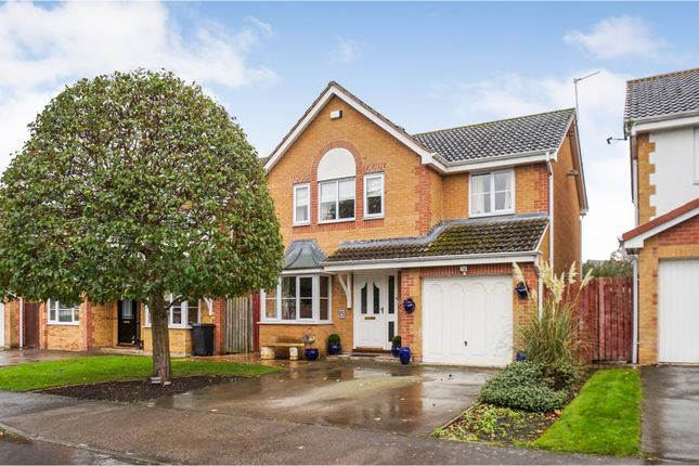 Thumbnail Detached house for sale in Lupin Close, Bishop Auckland