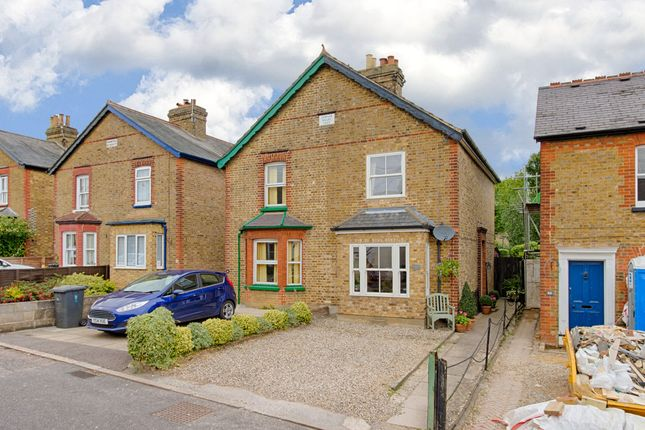 Thumbnail Semi-detached house for sale in New Town Road, Bishop's Stortford