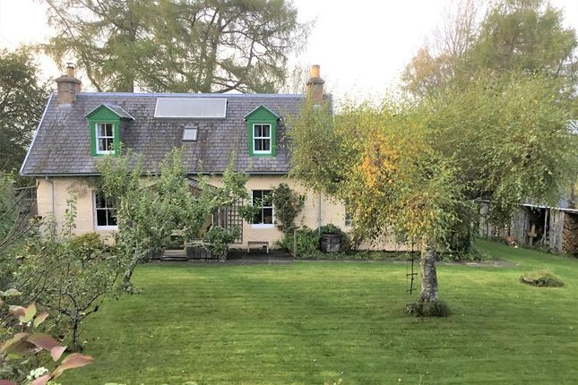 Thumbnail 2 bed detached house for sale in Foresters Cottage 3 Newtonhill, Lentran, Inverness