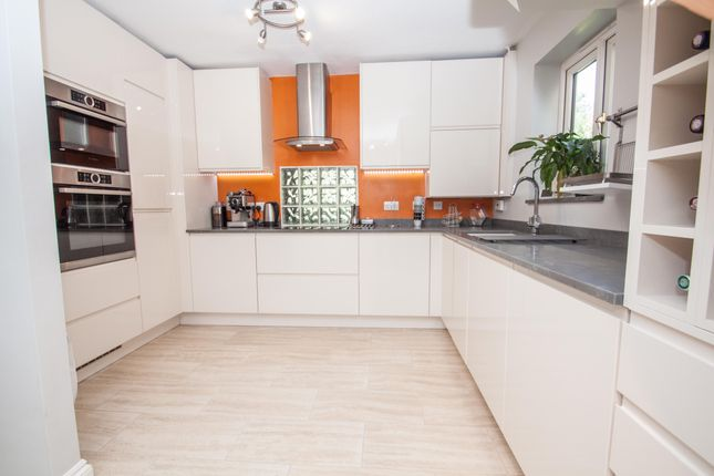 Kitchen of Cheshire Drive, Plymouth PL6