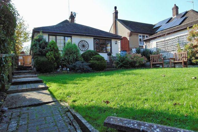 Thumbnail Detached bungalow for sale in Queen Street, Weedon