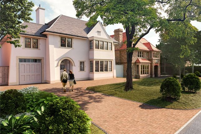 Thumbnail Detached house for sale in Ellerton Road, Wimbledon