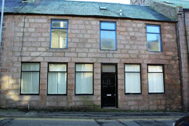 Thumbnail Terraced house to rent in Merchant Street, Peterhead AB42,