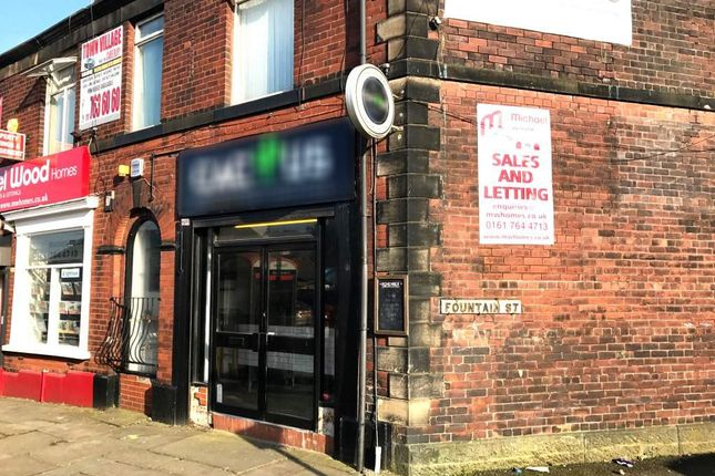 Restaurant/cafe for sale in Bury BL8, UK