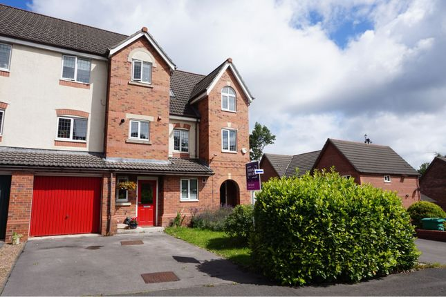 Thumbnail Terraced house for sale in Northumberland Way, Manchester